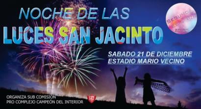 Noche De Las Luces San Jacinto