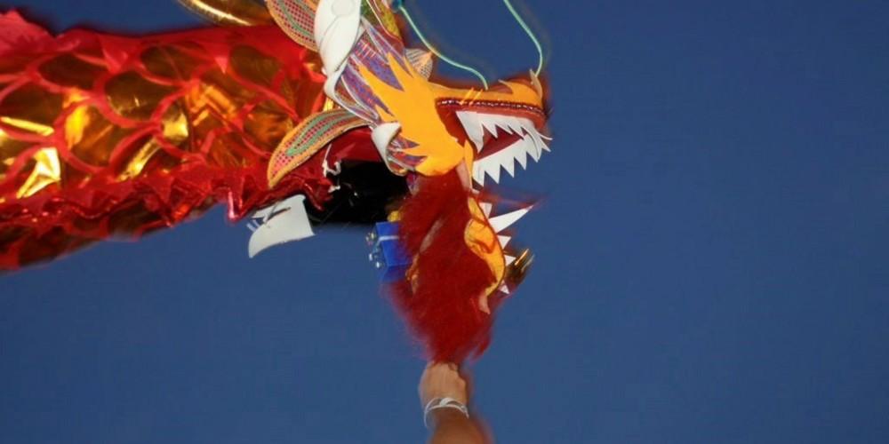 Das chinesische Neue Jahr in Uruguay