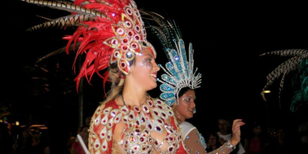 Der uruguayische Karneval