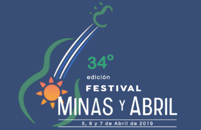34 Festival Minas y Abril